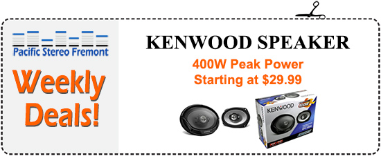 400W Peak Power, starting at $29.99