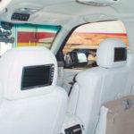 Car TV Entertainment Systems